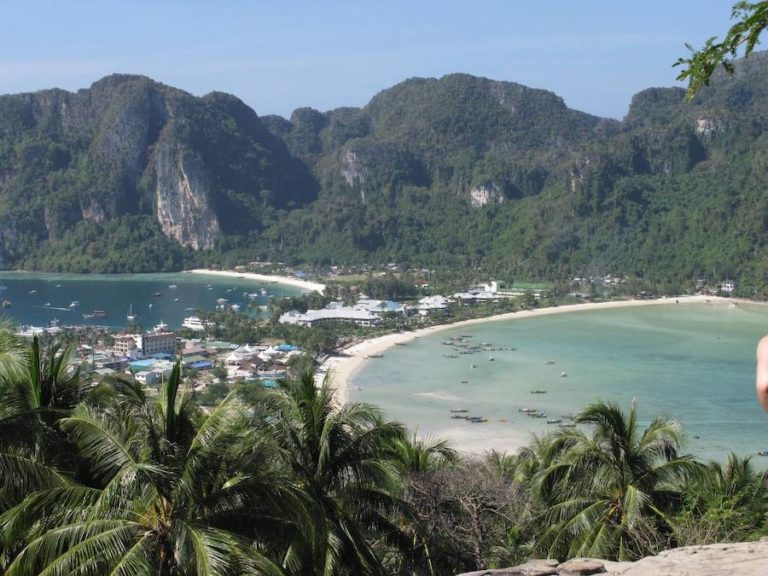 view of koh phi phi